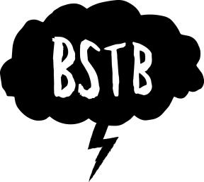 Blue Skies Turn Black company logo