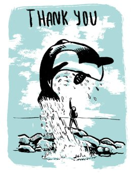 """""""Thank You Card"""""""