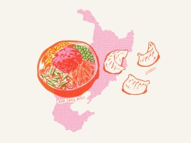 "Munchies: ""Dividing and Conquering the Cuisines of China"""