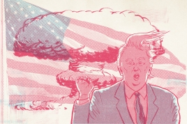 """Vice: """"I Look to America and All I See Is the End"""""""