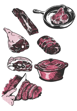 """Boucherie Lawrence: """"How to Cook it"""""""